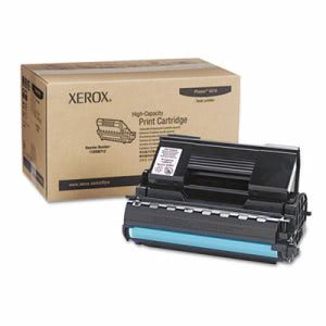 Xerox 113R00712 High-Yield Toner, 19000 Page-Yield, Black (XER113R00712)