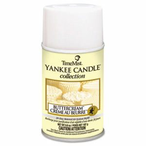 Yankee Candle Air Freshener Refill, Buttercream, 6.6-oz. Can (TMS1042832EA)