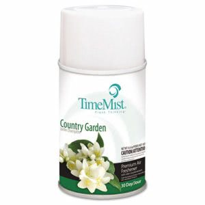 Timemist Dispenser Fragrance Refill, Country Garden 6.6-oz. Can (TMS1042786)