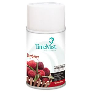 TimeMist Metered Air Freshener Refills, Bayberry, 12 Refills (TMS 2521)