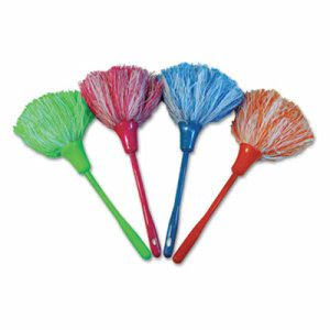 "Unisan Microfiber MicroFeather Mini-Duster, 11""Each (UNS MINIDUSTER)"