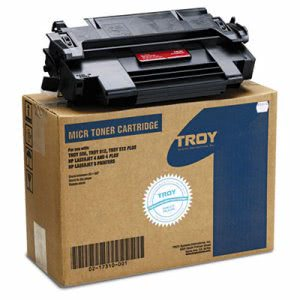 Troy 0217310001 98A Compatible MICR Toner, 5,000 Yield, Black (TRS0217310001)