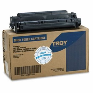 Troy 0218583001 03A Compatible MICR Toner, 4,250 Yield, Black (TRS0218583001)