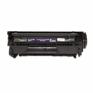 Troy 12A Compatible MICR Toner, 2,000 Page-Yield, Black, Each (TRS0281132500)