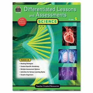 Teacher Created Lessons and Assessments, Science, Grade 5 (TCR2925)