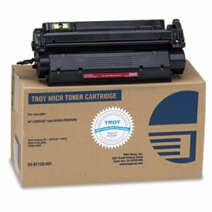 Troy 13A Compatible MICR Toner, 3,000 Page-Yield, Black (TRS0281128001)