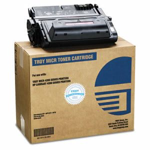 Troy 0281118001 38A Compatible Toner, 13,500 Yield, Black (TRS0281118001)
