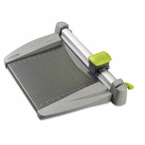 "Swingline Heavy-Duty Rotary Trimmer, 30 Sheets, Metal Base, 12"" x 22"" (SWI9612)"
