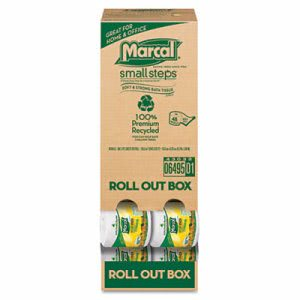 Marcal 6495 Standard 2-Ply Toilet Paper Rolls, 48 Rolls (MRC6495)