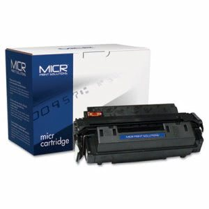 Micr Print Solutions 10AM Compatible Toner, 6000 Page-Yield, Black (MCR10AM)