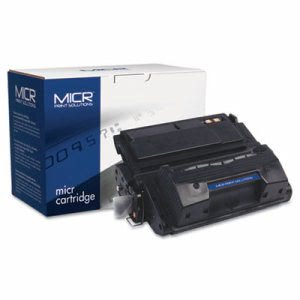 Micr Print Solutions 42XM Compatible High-Yield MICR Toner, Black (MCR42XM)