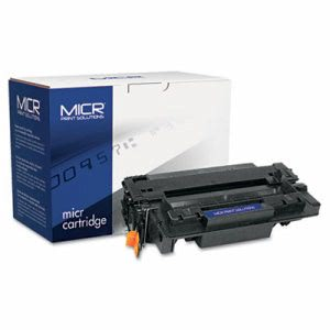 Micr Print Solutions 55XM High-Yield Toner, 12,500 Page-Yield, Black (MCR55XM)