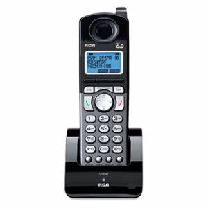 Rca ViSYS Two-Line Accessory Handset Phone, 1 Each (RCA25055RE1)