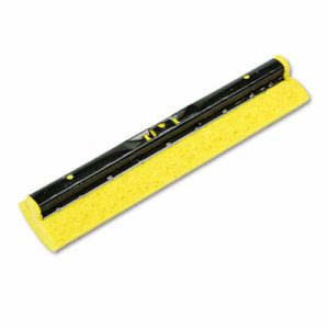 Rubbermaid 6436 Steel Cellulose Roller Sponge Mop Head Refill (RCP 6436 YEL)