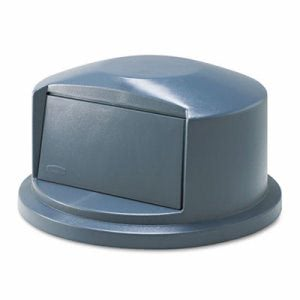 Rubbermaid 263788 Brute 32 Gallon Dome Top Lid, Gray (RCP263788GY)