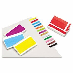 Redi-tag Removable/Reusable Page Flags, 13 Assorted Colors, 240 Flags (RTG20202)