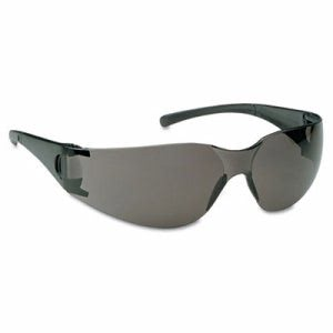 Kimberly Clark Element Safety Glasses, Black Frame, Smoke Lens (KCC25631)