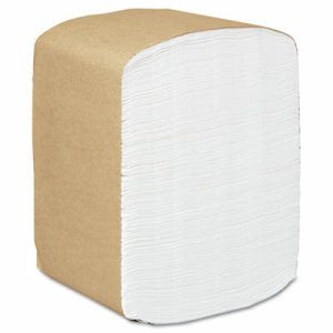Scott Full Fold Dispenser Napkins, 1-Ply, 13 x 12, White, 375/Pack (KCC98740)