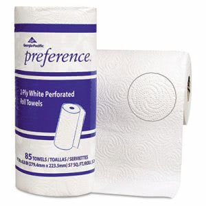 Preference Two Ply Perforated Paper Towels, 15 Rolls (GPC27315)