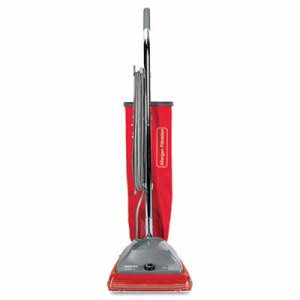 Sanitaire Commercial Upright Vacuum Cleaner, Red/Gray (EURSC688A)