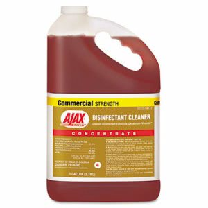 Ajax Expert Disinfectant Cleaner/Sanitizer, 1gal Bottle, 2/Carton (CPC04117CT)
