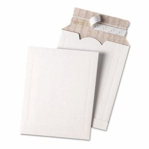 Quality Park Expand-on-Demand Foam-Lined Mailer, 10 x 13, White (QUA65002)