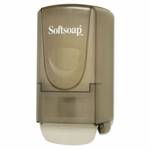Softsoap 800-ml Hand Soap Dispenser, Smoke Gray (CPC 01946)