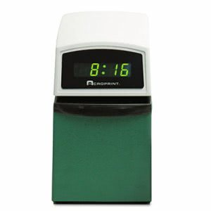 Acroprint ETC Digital Automatic Time Clock with Stamp (ACP016000001)