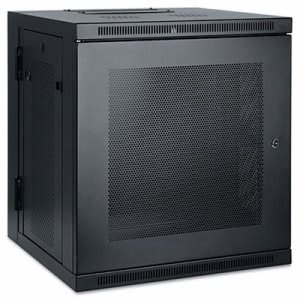 Tripp Lite SmartRack 12U Wall Mount Rack Enclosure Cabinet (TRPSRW12US)