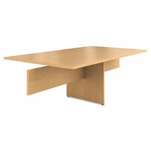 Hon Preside Adder Table Top, 72w x 48d, Harvest (HONT7248PNC)
