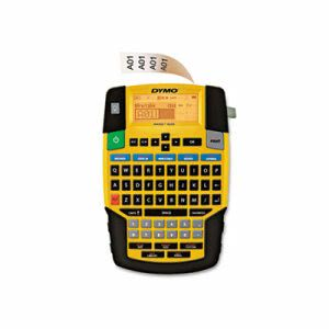 Dymo Rhino 4200 Basic Industrial Handheld Label Maker, 1 Line (DYM1801611)