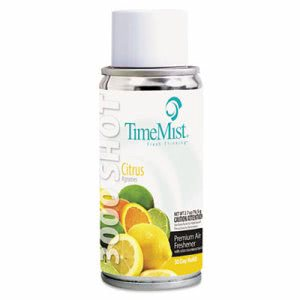 Timemist Ultra Concentrated Fragrance Refills, Citrus, 3 oz (TMS336308TMCA)