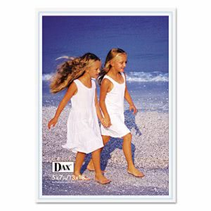 DAX Velcro Magnetic Photo/Document Frame, 4 x 6, Clear, Each (DAXN140246MT)
