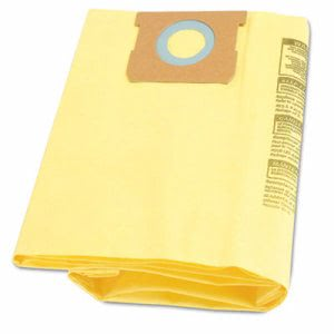Shop-vac High Efficiency Collection Filter Bags, 5-8 gal, 2/Pack (SHO9067100)