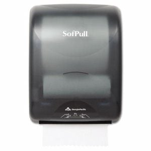 SofPull Mechanical Hardwound Roll Towel Dispenser (GPC 594-89)
