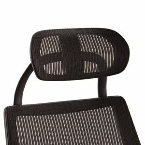 Alera Headrest for Alera K8 Chair, Mesh, Black (ALEKEHR18)