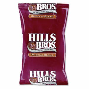 Hills Bros. Original Coffee, 1.1 oz. Packet, 42/Box (OFX01027)