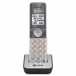 AT&T CL80101 DECT 6.0 Additional Handset for CL81000/82000 Series (ATTCL80101)