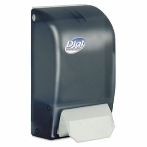 Dial 1000 mL Foaming Hand Soap Dispenser, Smoke (DIA06055)
