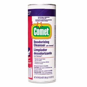 Comet Deodorizing Cleanser with Chlorinol, 24 - 21-oz. Canisters (PGC 32987)