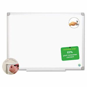 Mastervision Earth Easy-Clean Dry Erase Board, 24x36 (BVCMA0300790)