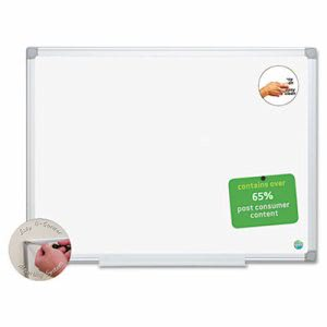Mastervision Earth Easy-Clean Dry Erase Board, 18x24 (BVCMA0200790)
