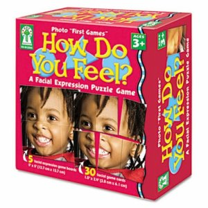 Key Education Photo First Games, How Do You Feel (CDP842005)