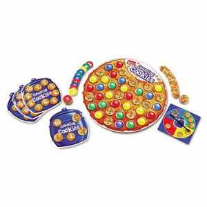 Learning Resources Smart Snacks Counting Cookies Game (LRNLER7410)