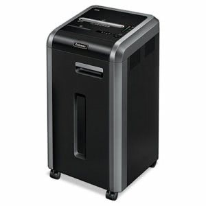 Fellowes Powershred 225i Duty Strip-Cut Shredder, 20 Sheet Capacity (FEL3322001)