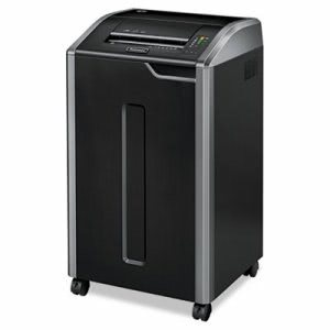 Fellowes Powershred 425i Continuous-Duty Strip-Cut Shredder, 38 Sheet Capacity (FEL38420)