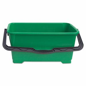 ProBucket Heavy-Duty 6-Gallon Bucket, Green, Each (UNG QB220)