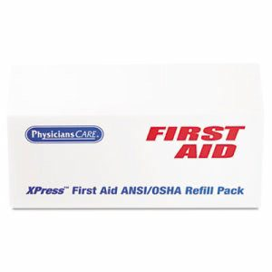 Physicianscare XPRESS™ First Aid Kit Refill Pack, ANSI Compliant (ACM90276)