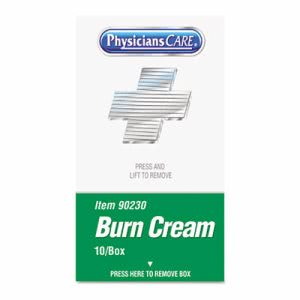 Physicianscare XPRESS™ First Aid Kit Refill, Burn Cream, 10/box (ACM90230)