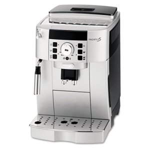 Delonghi Automatic Espresso/Cappuccino Maker, Stainless Steel (DLOECAM22110SB)
